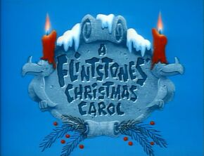 FlintstonesXmasCarolTitle