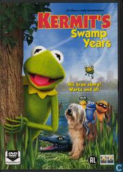 Kermit's Swamp Years DVD Cover