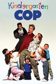 Kindergarten Cop (1990) Movie Poster