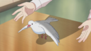 Magical Sempai Ep. 4 Sound Ideas, BIRD, PIGEON - FLY BY, LAND ON PERCH, ANIMAL 01 (1)