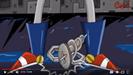 Sonic Shorts Vol 5 Sound Ideas, HIT, CARTOON - BRAKE DRUM AND BULB HORN HIT,