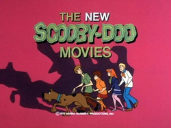 The new scooby-doo movies title card