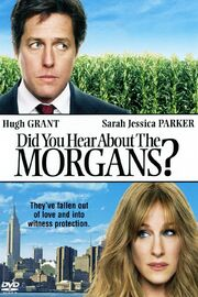 Did You Hear About the Morgans Poster