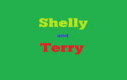 Shelly and Terry (2020) Title Card