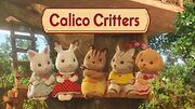 Calico Critters TV Series Title