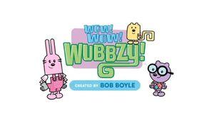 Wow Wow Wubbzy Logo