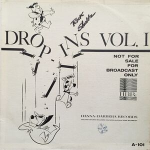 Hanna-Barbera Records Drop-Ins Volume One