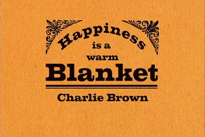 Happiness is a Warm Blanket, Charlie Brown (2010)