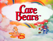 The Care Bears DiC title