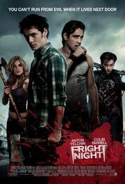 Fright Night 2011 Movie Poster