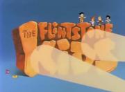 The Flintstone Kids Title