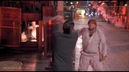 Beverly Hills Ninja (8 8) Movie CLIP - Haru Battles Tanley (1997) HD 0-50 screenshot