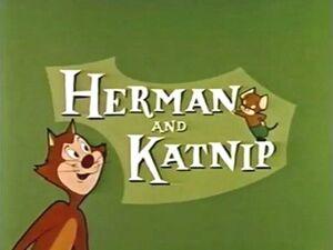 Herman and katnip title card