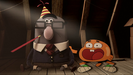 The Amazing World of Gumball The Poltergeist Sound Ideas, CARTOON, HORN - PARTY HORN, TWO TOOTS 01 (1st toot) (2)