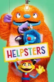 Helpsters TV Series Poster