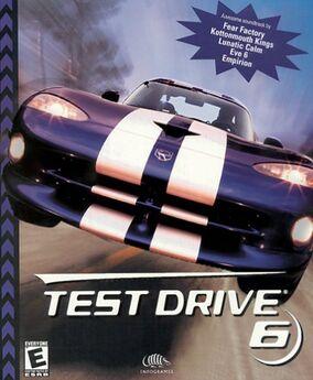 TestDrive6 CoverArt
