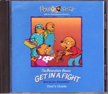 The Berenstain Bears Get in a Fight Living Books Cover