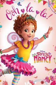 Fancy Nancy TV Series Poster
