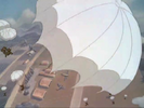 Sky Trooper Hollywoodedge, Parachute Open Wair CRT030605