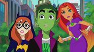 DC Super Hero Girls (Shorts) Sound Ideas, ALARM, CAR - CAR ALARM GOING OFF, AUTO