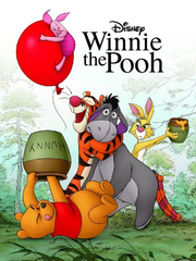Winnie the Pooh 2011 Cover
