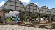 Thomas & Friends - Day of the Diesels (2011) Hollywoodedge, Metal Creaks Machine FS015801