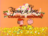 You're in Love, Charlie Brown (1967)