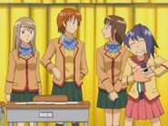 Best Student Council Ep. 8 Hollywoodedge, Long Stretchy Wood CRT049401