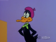 Daffy Duck's Thanks for Giving Special Ruler Twang