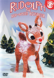 Rudolph the red-nosed reindeer cover
