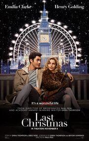 Last Christmas 2019 Movie Poster