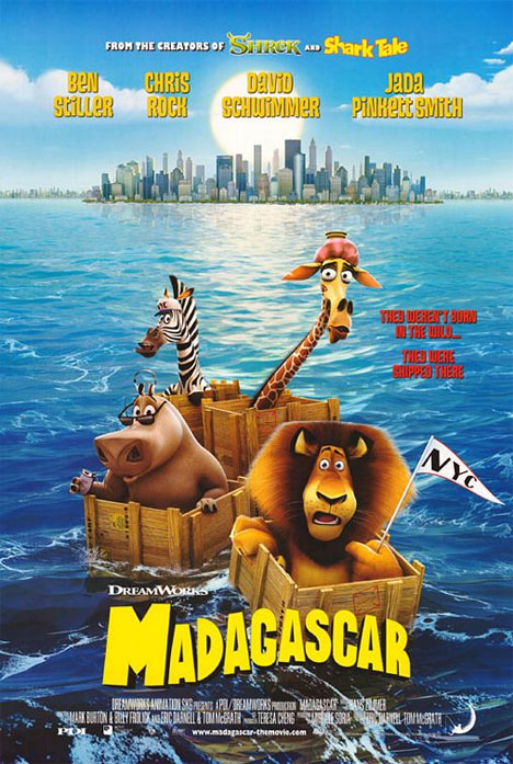 Madagascar (2005) | Soundeffects Wiki | FANDOM powered by Wikia