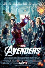 The Avengers Poster