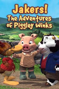 Jakers! The Adventures of Piggley Winks Poster