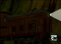 SD MI Diesel Train