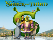 Shrek The Third Cover
