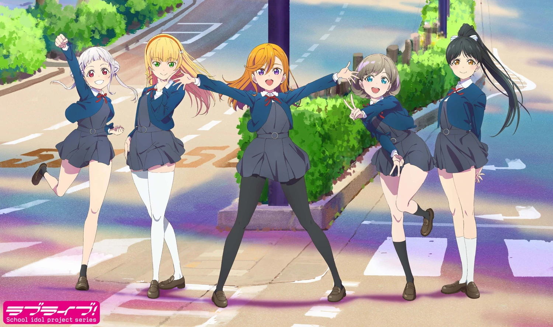 Love Live! 4th anime
