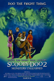 Scooby doo 2 monsters unleashed poster