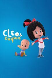 Cleo & Cuquin Poster