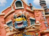 Roger Rabbit's Car Toon Spin (Theme Parks)