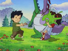 Dragon Tales Hollywoodedge, Gooey Splat CRT052405