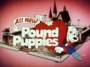 Pound Puppies 1986 Series
