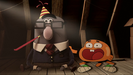 The Amazing World of Gumball The Poltergeist Sound Ideas, CARTOON, HORN - PARTY HORN, TWO TOOTS 01 (1st toot) (3)