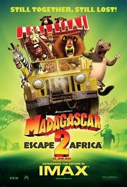 Madagascar Escape 2 Africa Poster