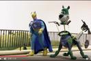 Robot Chicken Laff-A-Munch Hollywoodedge, Sword Shing Long Clan PE245201