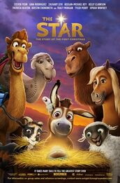 The Star (2017 film) poster