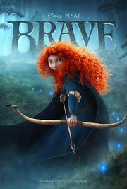 Brave 2012 Poster