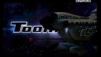 Cartoon Network Toonami UK bumpers