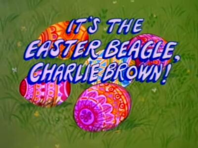 It's the Easter Beagle, Charlie Brown! (1974)