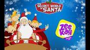 The Secret World of Santa Claus Title